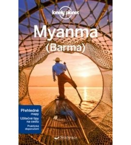 Myanma(Barma) Lonely Planet