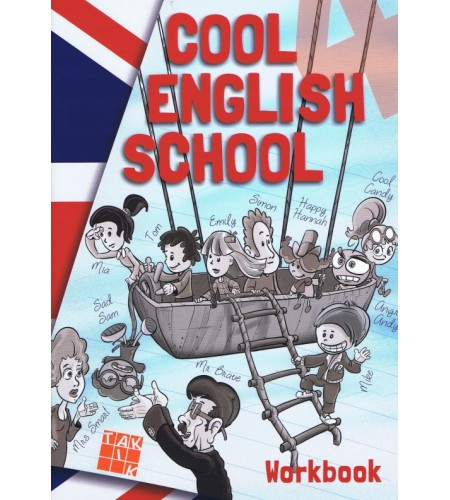 Cool English School 4 Pracovný zošit