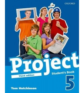 Project 5 - Student's Book (3rd Edition)