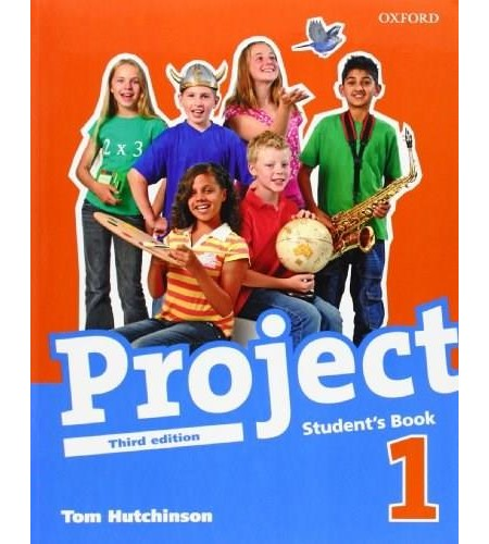 Project 1 - Student´s Book (Third edition)
