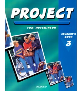 Project 3 - Student's Book