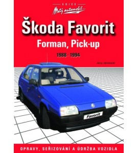 Škoda Favorit, Forman, Pick-up