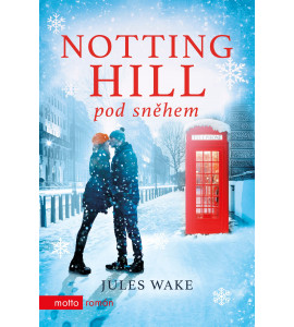 Notting Hill pod sněhem