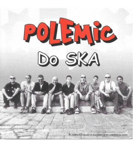 CD  Polemic  - Do Ska