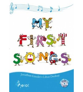 My first songs s CD
