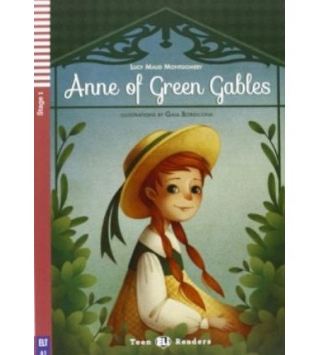 Anne of Green Gables + CD (A1)