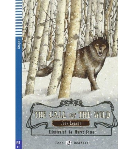 The Call of the Wild + CD (B1)