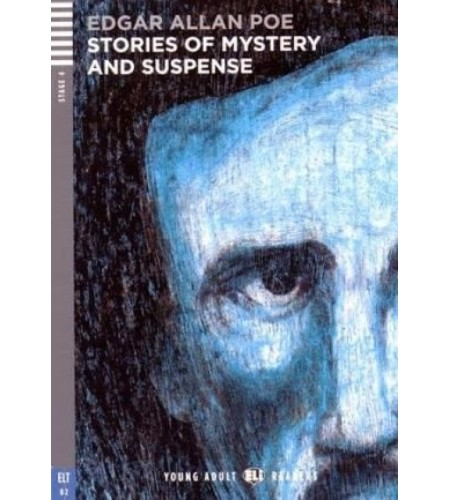 Stories of Mystery and Suspense + CD (B2)